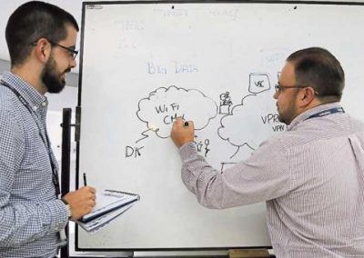 Las empresas multinacionales buscan jóvenes talentos en Ecuador