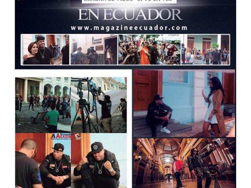 PAISAJES DEL ECUADOR PROTAGONIZAN EL VIDEOCLIP «SI TU LA VES» DE LOS REGGATEONEROS NICKY JAM Y WISIN