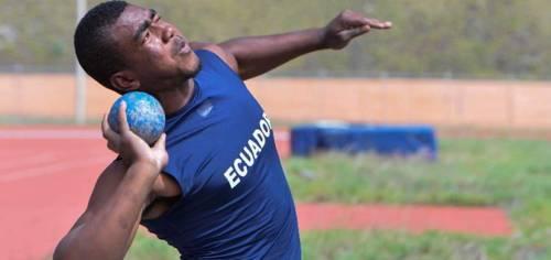 El atleta ecuatoriano Stalin Mosquera logró la primera medalla para el país en el Mundial de Atletismo Paralímpico, que se desarrolla en Londres.