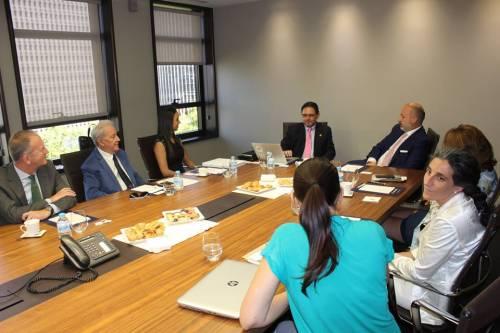 Ministro de Turismo concluye agenda en España y anuncia que Ecuador participará de la FITUR 2018.