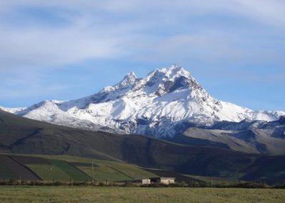 La Reserva de Producción de Fauna Chimborazo es un lugar mágico para contactarse con la naturaleza