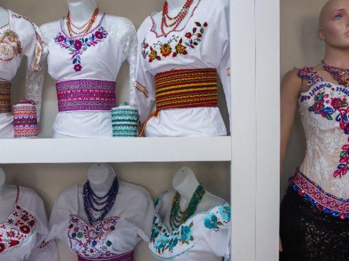 La moda indígena florece en Ecuador