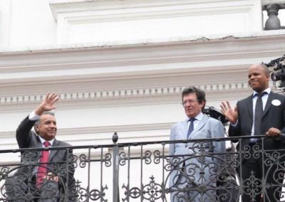 El Presidente de Ecuador clausurará el Encuentro Empresarial Hispano-Ecuatoriano en Madrid