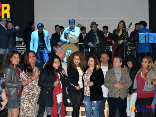 Despedida Del 2017 y noche solidaria con Quesos Campo Latino.