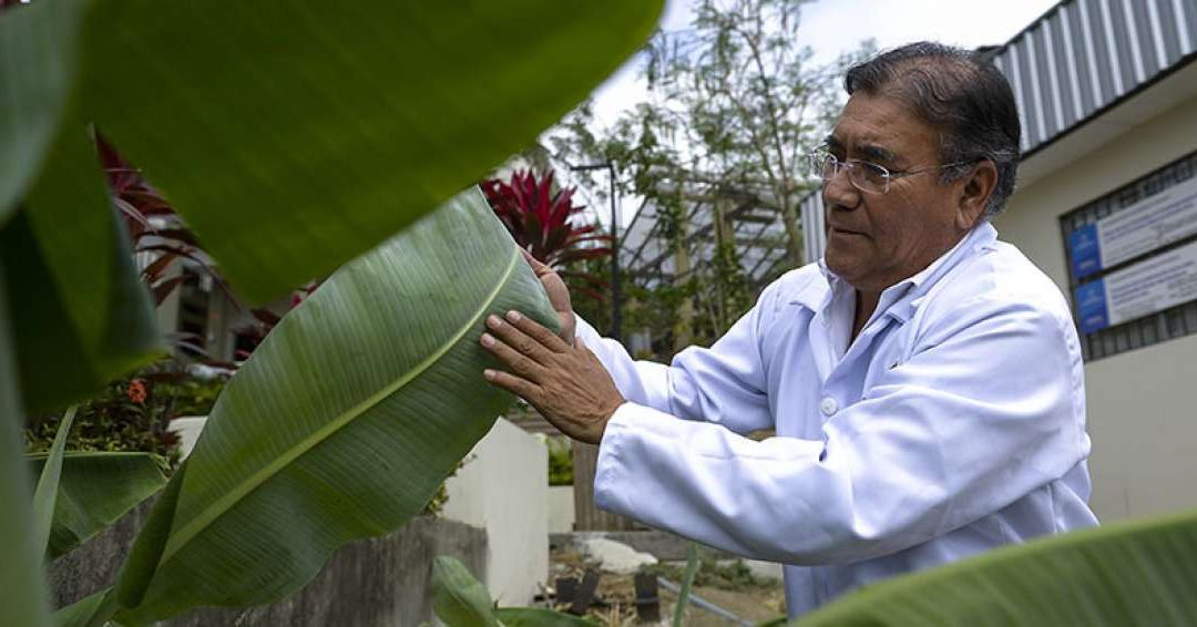 Catedrático ecuatoriano nominado al Premio Nobel por estudios en Fisiología