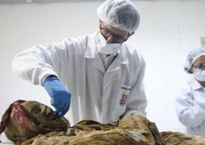 Momia de Guano, ¿el eslabón perdido de enfermedad rara en Europa?