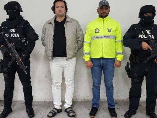 Capturan al hombre más buscado por violación de un menor en Ecuador