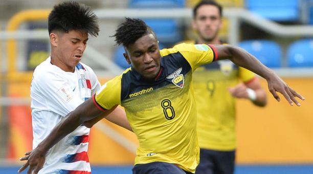La selección ecuatoriana sub 20 hace historia