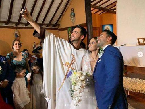 Sacerdote usa Instagram para predicar el Evangelio en Venezuela
