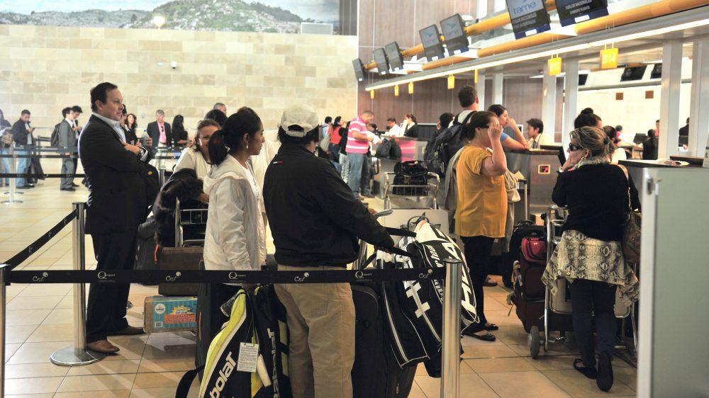 Si vas a viajar a Ecuador, toma nota de este comunicado de la Aviación Civil del Ecuador