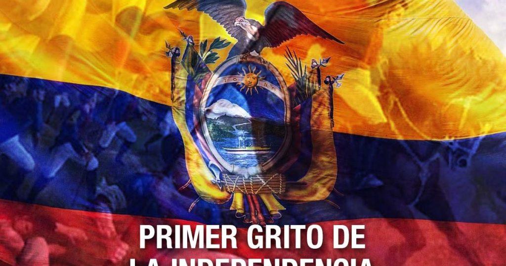 211 años del Primer Grito de Independencia del Ecuador, 10 de agosto de 1809