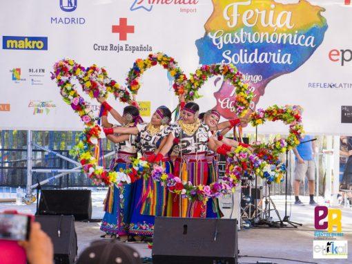 FERIA SOLIDARIA ECUADOR EN MADRID
