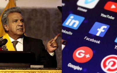 Ley de redes sociales en Ecuador, El proyecto de Ley que regula los actos de odio y discriminación en redes sociales e Internet