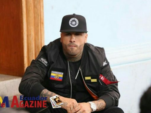 Wisin y Nicky Jam graban en Guayaquil parte de su nuevo video musical