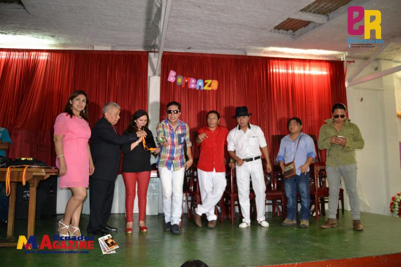 """Despedida en Madrid de los artistas ecuatorianos que conforman """"Proyecto Coraza"""""""