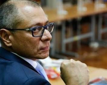 El vicepresidente de Ecuador, condenado a seis años de prisión por el caso Odebrecht
