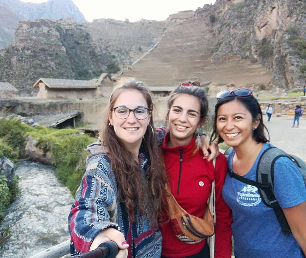 La ecuatoriano-española Nathaly Salazar falleció en Perú y su cuerpo fue lanzado a un río