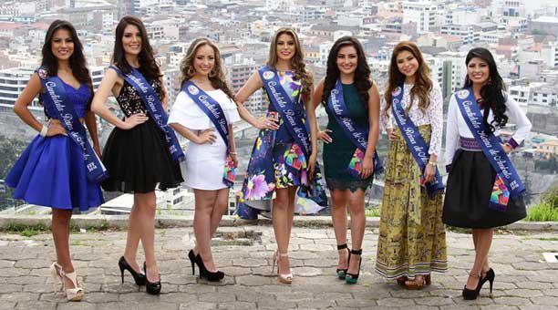 Desfiles, bailes, megaconciertos y verbenas en la Fiesta de la Fruta y de las Flores en Ambato