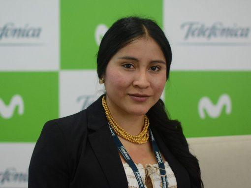 Beliza Coro rompe  los estigmas hacía una mujer indígena
