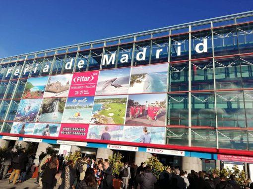 Ecuador presente en la 39º edición de la Feria Internacional de Turismo de Madrid, Fitur 2019.