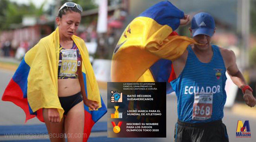 Morejón, Hurtado y Villalba ganaron oro en el Sudamericano y clasificaron al Mundial