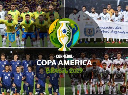 ¿Cuánto gana cada selección por participar en la Copa América 2019?