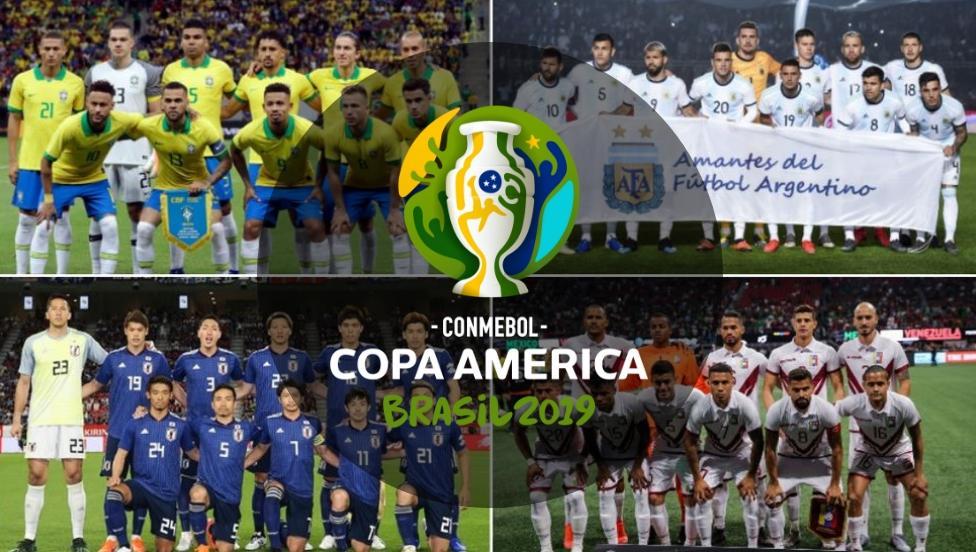 ¿Cuánto gana cada selección por participar en la Copa América